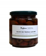 Olives Leccino dénoyautées bio  - Paglione
