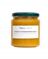 Passata contadina - sauce de tomates jaunes - Paglione