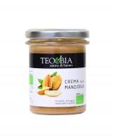 Pâte à tartiner - crème d'amande bio - Teo & Bia