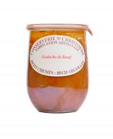 Plat cuisiné Goulache de boeuf - Conserverie Saint-Christophe