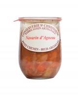 Plat cuisiné Navarin d'agneau - Conserverie Saint-Christophe