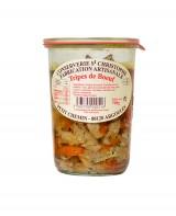 Plat cuisiné Tripes de boeuf - Conserverie Saint-Christophe