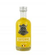 Purée de piment de Cayenne  - Hellicious