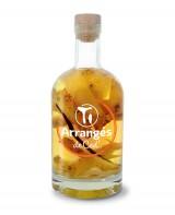 Rhum arrangé à l'Ananas Victoria - Les Rhums de Ced'