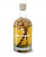 Rhum arrangé à la Vanille et à la Noix de Macadamia - vieilli en fût de Cognac - Les Rhums de Ced'