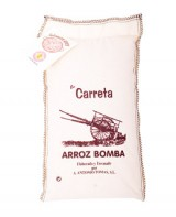 Riz extra bomba spécial paella 1kg - Antonio Tomas