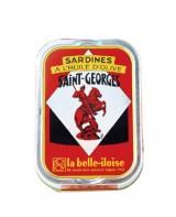 Sardines à l'huile d'olive vierge extra Saint Georges - Belle-Iloise (La)