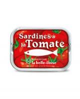 Sardines à l'huile de tournesol et à la tomate - Belle-Iloise (La)