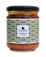 Sauce tomate all'arrabbiata au thon - Colimena