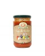 Sauce tomate aux légumes - Rustichella d'Abruzzo