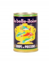 Véritable soupe de poissons bretonne - La Belle-Iloise