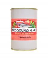 Soupe repas - Thon à la basquaise - Belle-Iloise (La)
