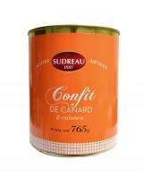 Confit de canard 2 cuisses  - Sudreau