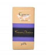 Tablette chocolat noir Caracas - Pralus