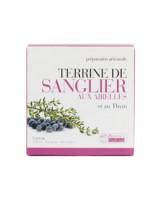 Terrine de Sanglier aux Airelles et au Thym - Provence Tradition