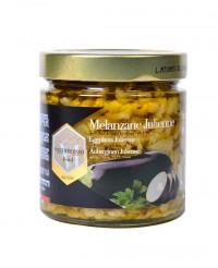 Aubergines en julienne - Mastrototaro