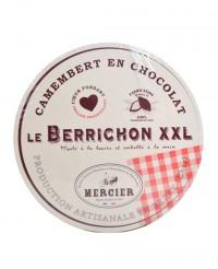 Camembert géant XXL au chocolat et praliné - Chocolaterie Daniel Mercier