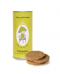 Biscuits au citron vert - Paul & Pippa
