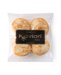 Blinis cocktail x 16 - Kaviari