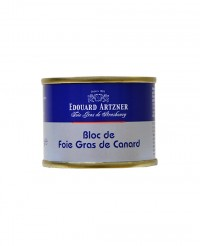 Bloc de foie gras de canard 65 g - Edouard Artzner