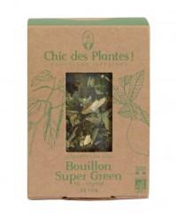 Bouillon Super Green - bio - Chic des Plantes