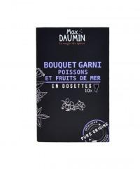Bouquet garni poissons et fruits de mer - dosettes fraîcheur - Max Daumin