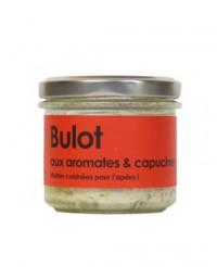 Rillettes de bulot aux aromates et capucines - L'Atelier du Cuisinier