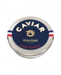 Caviar Baeri Fermier 125g - Kaviari