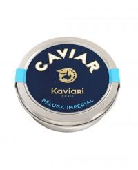 Caviar Beluga Royal 125g - Kaviari