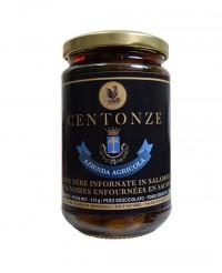 Olives noires Nocellara del Belice - Centonze