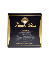 Calamars à l'huile d'olive - Ramon Peña