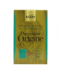 Chocolat de couverture au lait de Papouasie 35,8% - Barry