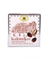 Spécialité de chocolat Kaloudjas - Mazet