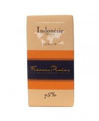 Tablette chocolat noir Indonésie - Pralus