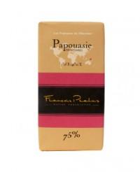 Tablette chocolat noir Papouasie Nouvelle-Guinée - Pralus