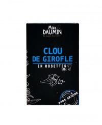 Clou de Girofle - dosettes fraîcheur - Max Daumin