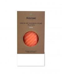 Saumon fumé norvégien - cœur de filet - Kaviari