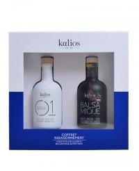 Coffret assaisonnement  - Kalios