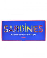 Coffret sardines - La Belle-Iloise - La Belle-Iloise
