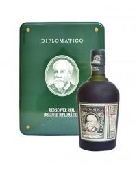 Coffret valise diplomatique - Rhum Diplomatico Reserva Exclusiva - Diplomatico