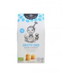 Biscuits à la noix de coco - Colette - Generous