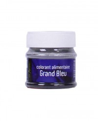 Colorant alimentaire Grand Bleu - Les Artistes