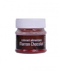 Colorant alimentaire Marron Chocolat - Les Artistes