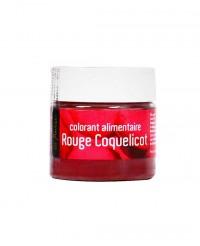 Colorant alimentaire Rouge Coquelicot - Les Artistes