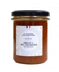 Délice abricot et miel de châtaignier - Hédène