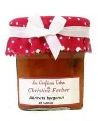 Confiture d'abricots bergeron à la vanille - Christine Ferber