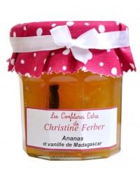 Confiture d'ananas et vanille - Christine Ferber