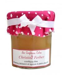 Confiture de pomme d'Alsace et épices à pain d'épices - Christine Ferber