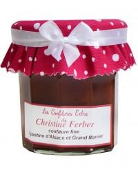 Confiture Eglantine d'Alsace et liqueur de Grand Marnier - Christine Ferber