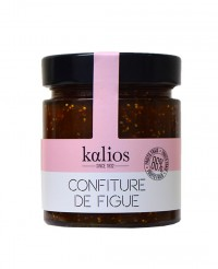 Confiture de figue - 86% fruits frais - Kalios